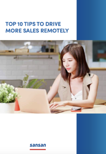 Ebook - Top 10 tips to drive more sales remotely
